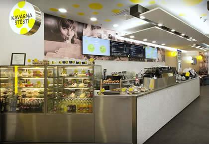Kavárna Štěstí
