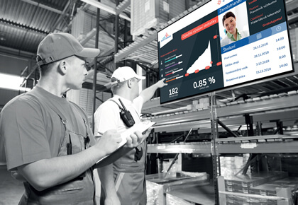 Informační kanál pro zaměstnance