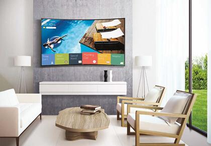 Hotelové televize